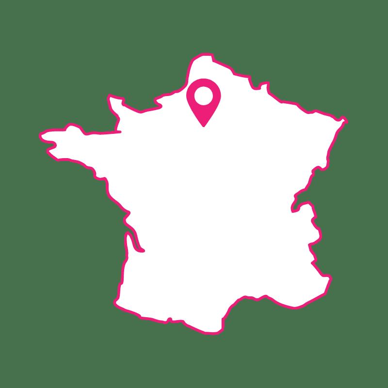 Carte Paris voyages scolaire